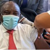 Two People Gets server Allegic Reaction After Covid- 19 Shot, But Ramaphosa Nothing Up to So Far