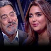 في أول ظهور لها بمصر .. ابنة يوسف شعبان تتحدث عن الحالة الصحية للفنان الكبير