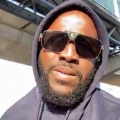 Jhonny Patcheko arrêté à l'aéroport d'Abidjan ?