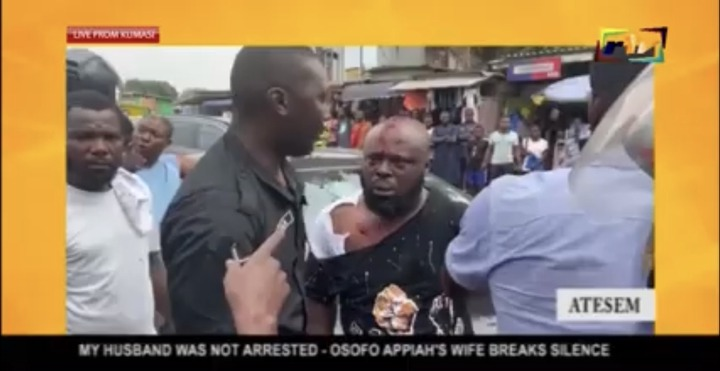 11f128ee11509330b760226e0c58f7dd?quality=uhq&resize=720 - My Husband Has Been Admitted At 37 Military Hospital After He Was Beaten - Osofo Appiah's Wife Cries