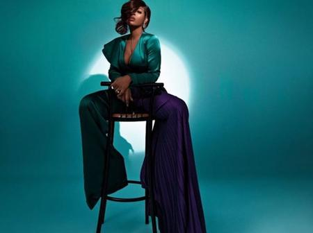 Check out Annie Idibia's stunning look as she celebrates her 36th birthday.