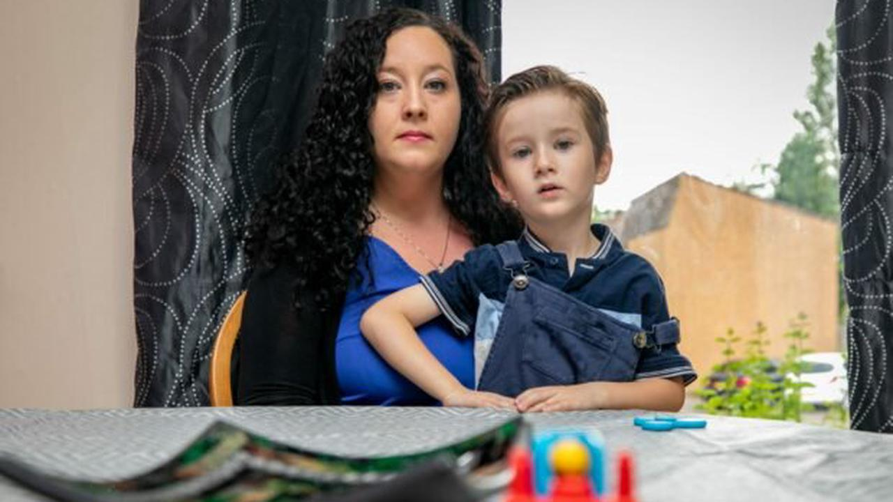'Baffled' Fife mum says struggling son is being moved into primary school too early