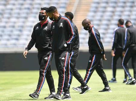 4 Players Who Could Leave Orlando Pirates in January!
