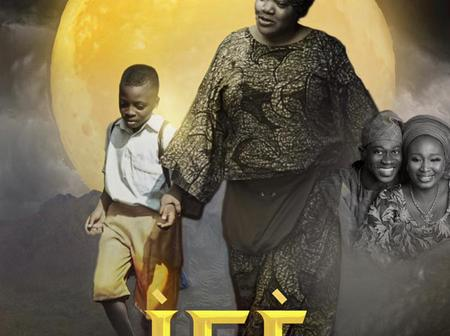 Toyin Abraham Set To Premier New Movie 'Ige'
