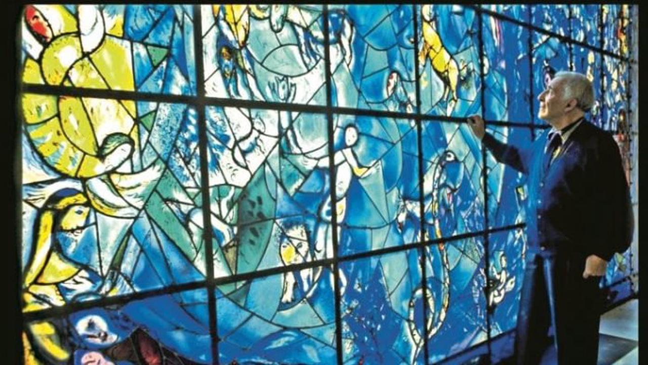 Quand l'oeuvre de M. Chagall fut interdite de Vatican