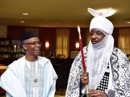You Deposed Over 300 Monarchs, Your Sympathy For Sanusi Is Fake, Ganduje Supporter Blasts Elrufai