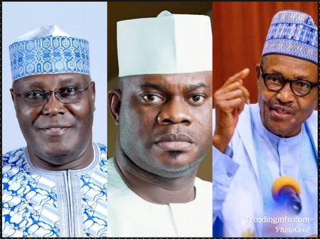 Today's Headline: Atiku Sends Message To Buhari,