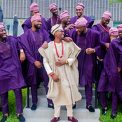 Checkout These Charming Pictures Of Groomsmen On Different Occasions