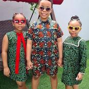 Latest Ankara Styles For Girls And Boys