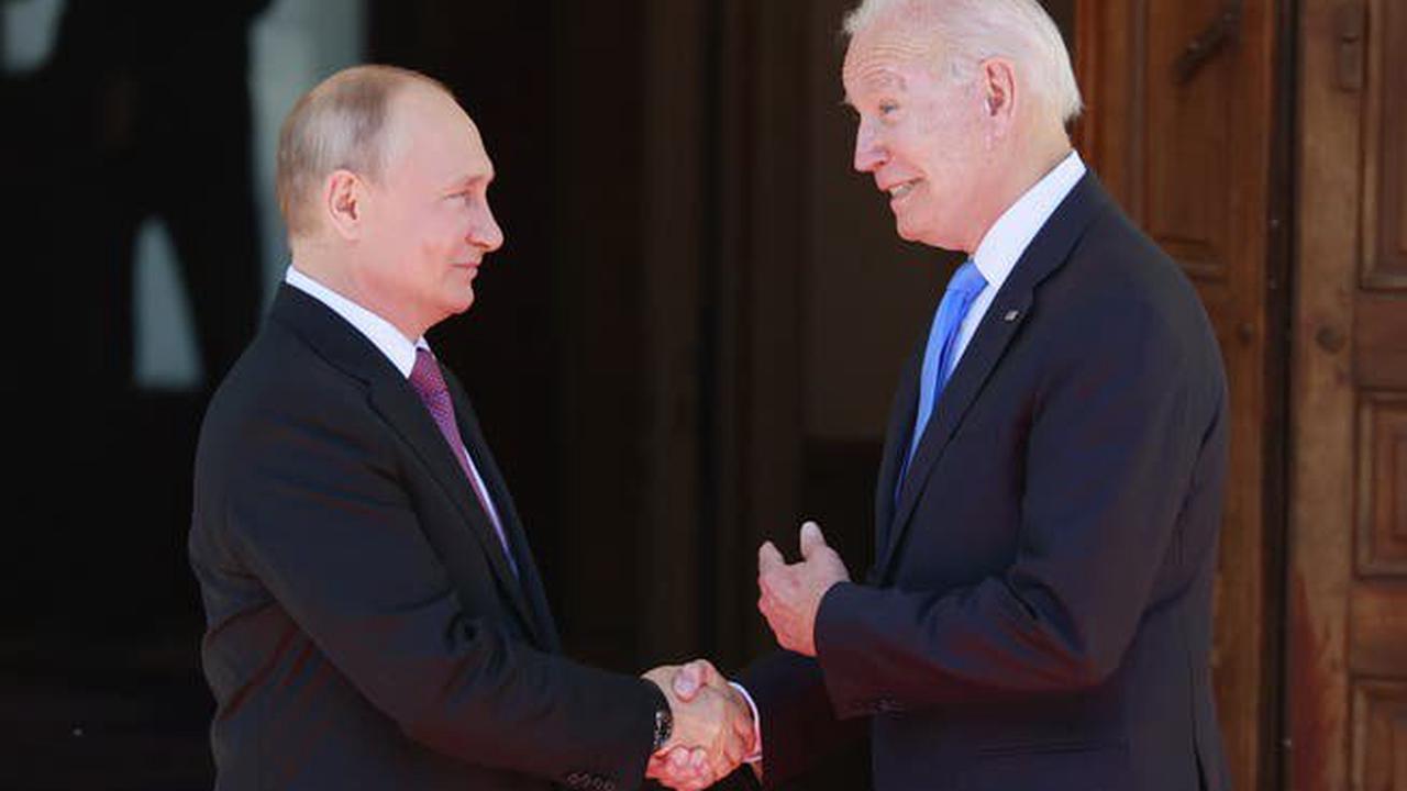 Biden und Putin unnachgiebig: Genfer Gipfel der «roten Linien»