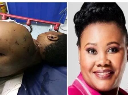 Breaking News: Police found Dimakatso Ratselana's husband hiding in ennerdale