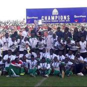 It's Just A Minor Setback But Gor Mahia Will Be Back In The Champions League