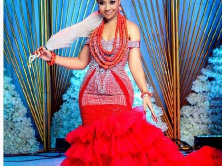 Igbo Brides: These Glamorous Traditional Marriage Dresses Are For You (Photos)