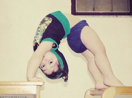 This boy has 4million Instagram Fans: See photos of him training rigorously