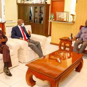 Kenyans Blast Raila As His Revelation of His High Profile Thursday Meeting Backfires (Photos)