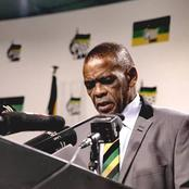 In Summary| Here is what Ace Magashule said during the Media briefing