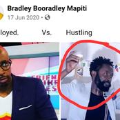 Pictures of Dj Sbu got people on Socials as they Compare him from he was Employed and not: See This