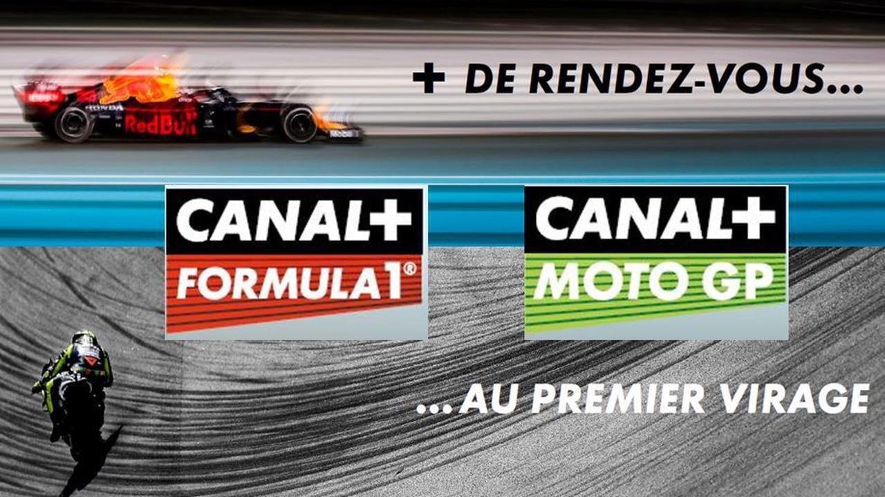 [Dossier] Moto GP et Formule 1 : Le dispositif du Groupe Canal pour la Saison 2020 !