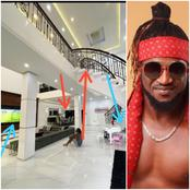 See beautiful pictures of Rudeboy's expensive living room. (Pictures)