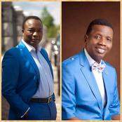 Why I Had To Throw Away The Messages Of Pastor Adeboye I bought - Sunday Adelaja Reveals