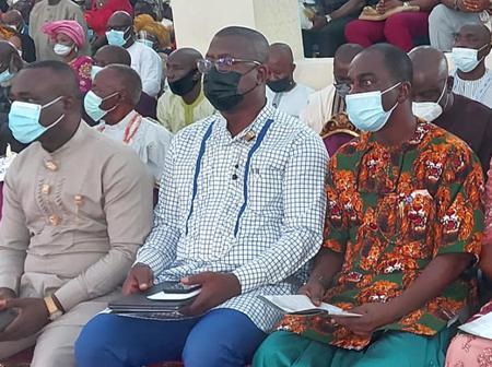 Bayelsa State: Sen. Moses Cleopas Z. Attends Gov. Sen. Douye Diri One Year in Office Thanksgiving