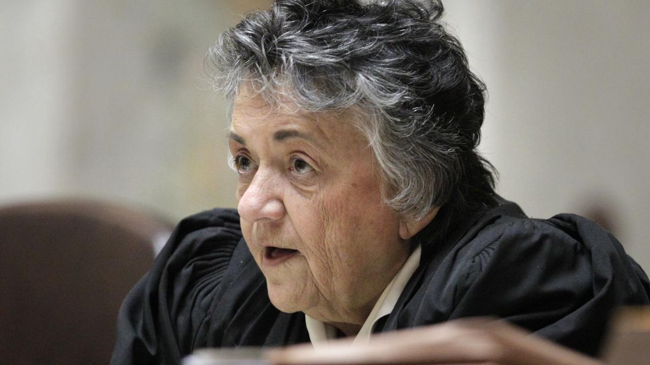 Shirley Abrahamson, trailblazing Wisconsin judge, dies at 87
