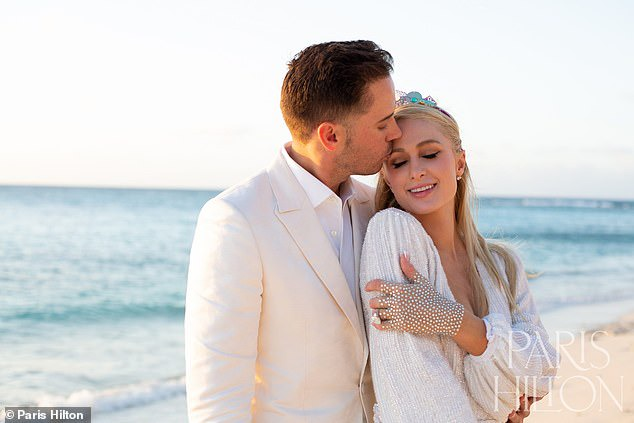 Paris Hilton Is Engaged For A Fourth Time As Boyfriend Of One-year Carter Reum Proposes To Her With Huge Emerald Cut Diamond Ring {Photos/Video}
