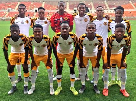 Kaizer Chiefs loan out promising youngster