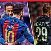 Neymar Gives A Wonderful Answer When Asked If Mbappe Is On Messi's Level