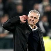 Tottenham's Jose Mourhinho Pushing For A Deal To Sign Manchester United Want away Superstar