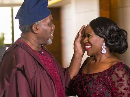 Checkout The 5 Nollywood Actors Who Played Couples On TV and Later Got Married In Real Life (Photos)