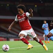 EPL Top Assists: After Arsenal Drew With Burnley, See The No. Of Assists Willian Has