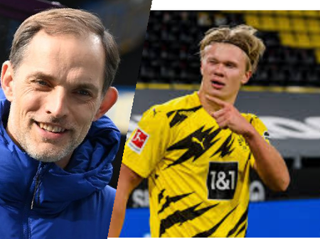Thomas Tuchel Sent Surprise Message About The Possible Chelsea Signing Of Haaland