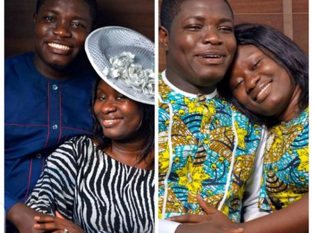Gospel Actor Seun's wife, Ifeoluwa celebrates her birthday today with beautiful pictures (Photos)
