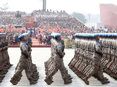 Who Did It Better? A Look At China, North Korea, US And India Military Parades (Pictures).