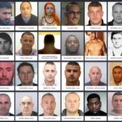 Les 6 criminels fugitifs les plus recherchés d'Europe