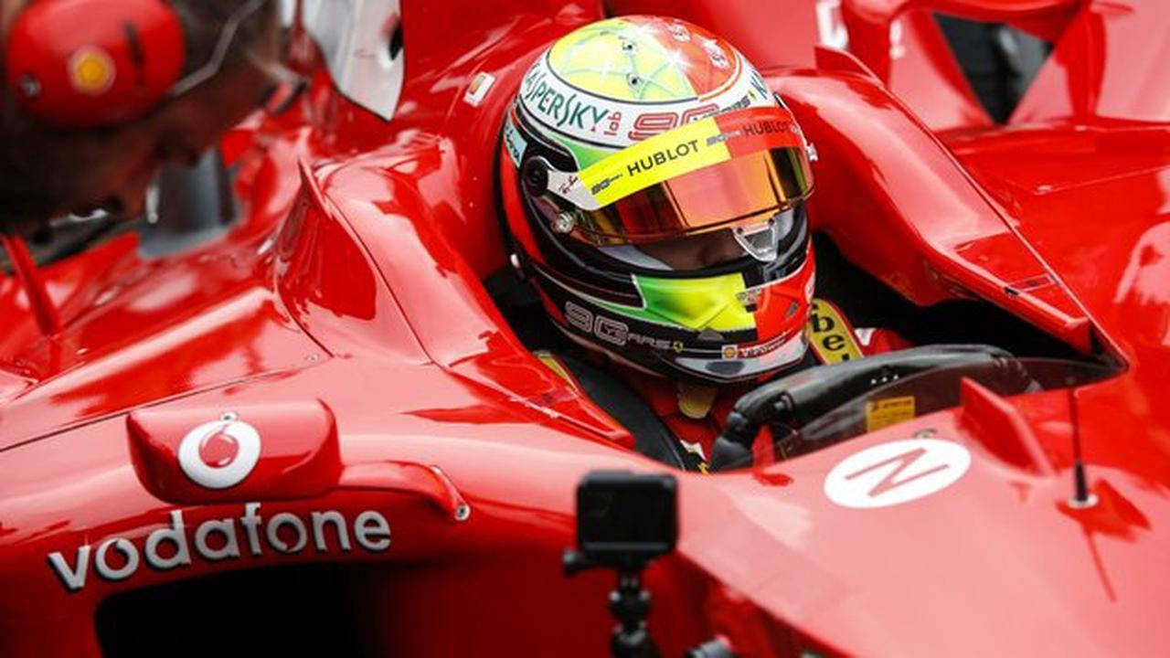 Formule 1 : Le bouleversant hommage de Mick Schumacher à son père