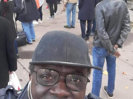 Manifestations de l'opposition en France : voici les premières images