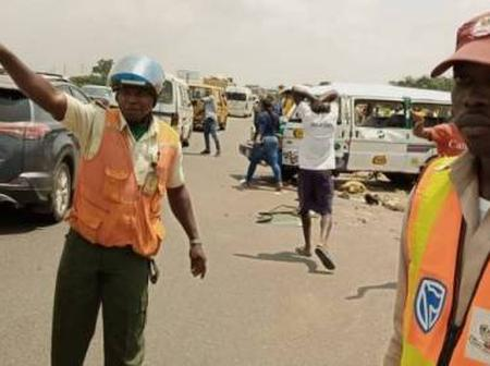 Six persons lose their in Lagos-Ibadan Expressway.