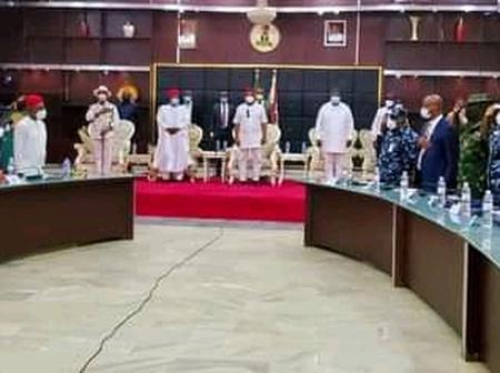 Security challenges: South Eastern Governors Meets In Imo State Government House