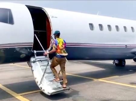People: après Cotonou, Fally Ipupa met le cap sur Douala en jet privé