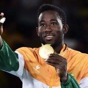 """L'athlète Cissé Cheick : """" On avait des soucis financiers à quelques mois des Jeux Olympiques """""""