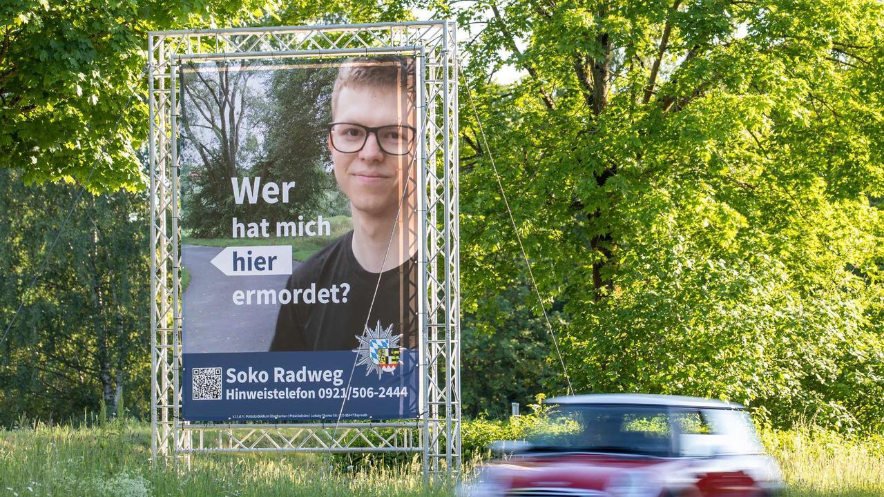 """Daniel (24) mit """"absolutem Tötungswillen"""" ermordet - führt Hammerwurf in Nürnberg nun zum Täter?"""