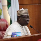 Ahmad Lawan Blows Hot As He Said That Banditry Is Now A Lucrative Business. See What He Said.