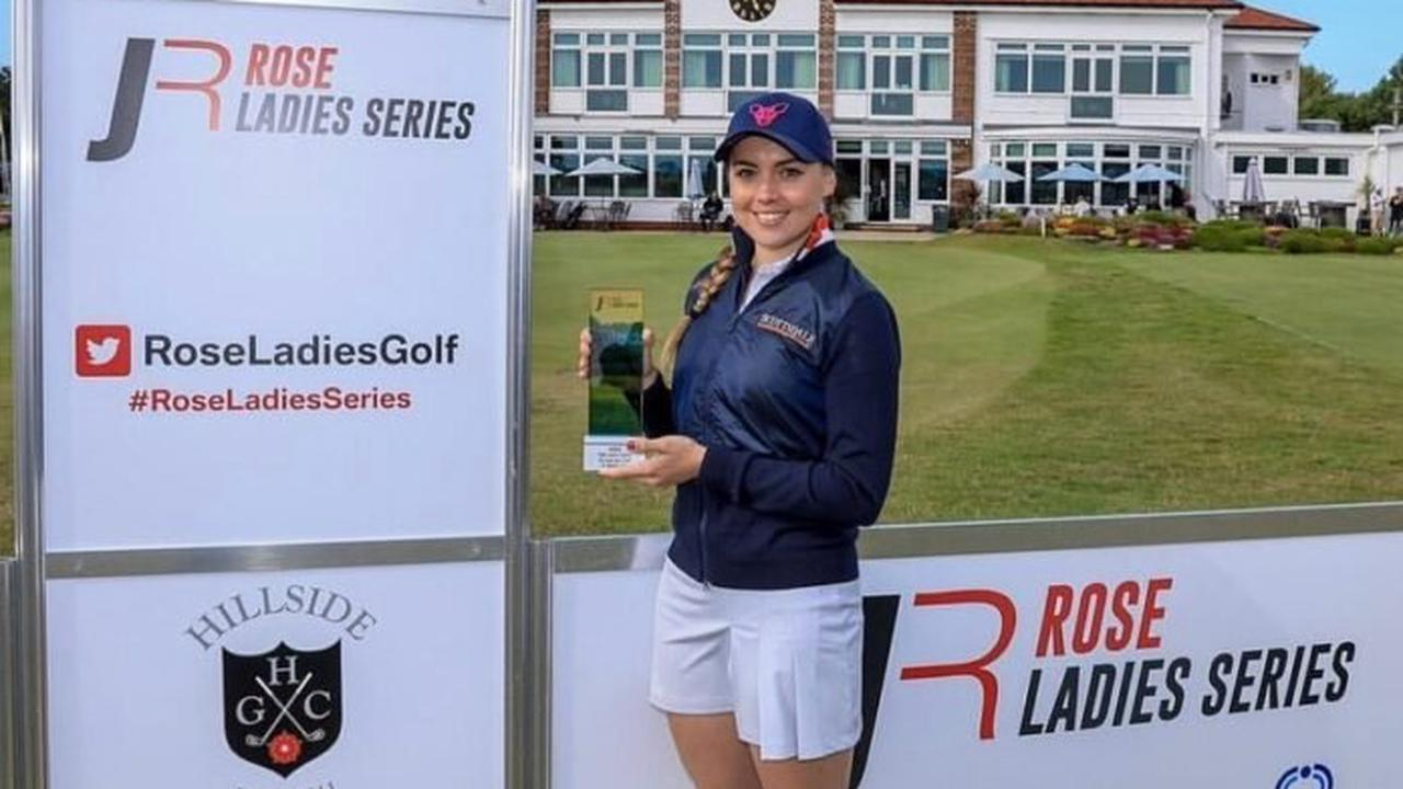 Local Golfing Pro Shines at Second Stage Rose Ladies Series Event