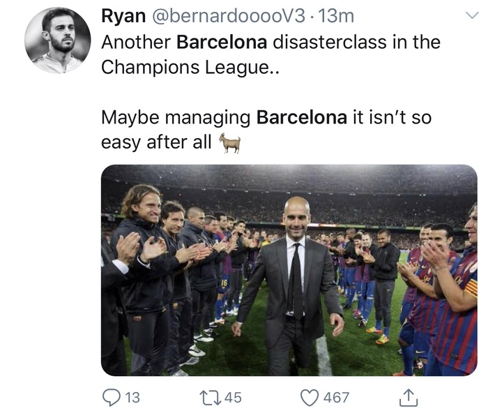 12a6c23d9ecc96a2f2df78493e380eb4?quality=uhq&resize=720 - See how football fans trolled Barcelona after losing 8 goals to 2 against Bayern Munich