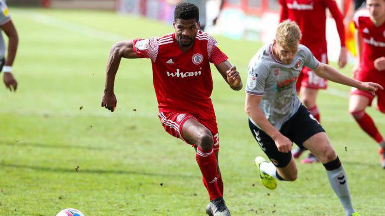 Accrington boss hails collective effort in impressive League One campaign