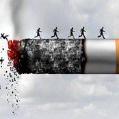 من فضلك اقلع عن التدخين ولنبدء من رمضان