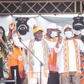 Législatives 2021 : Ouverture de la campagne, Amadou Koné marque un grand coup à Bouaké