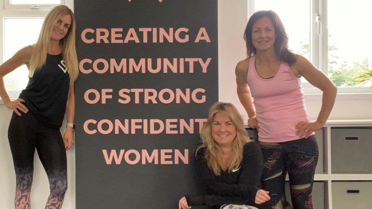 Cheadle PR consultancy adds weight to women's fitness concept